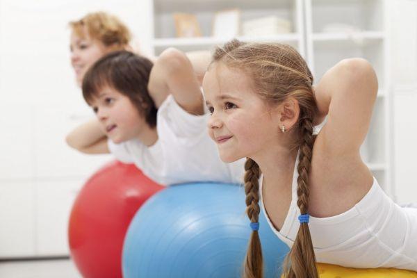 Sianna SPORT : Gym des drôles pour les enfants à partir de 3 ans et leurs parents (à Ausson les samedis matins)
